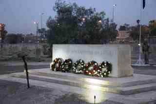 Stone of Remembrance, Baghdad North Gate Cemetery