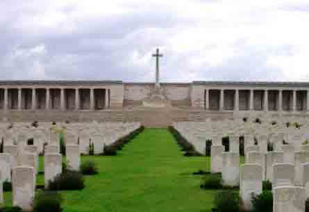 The Pozieres Memorial