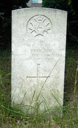 George Proctor's Grave